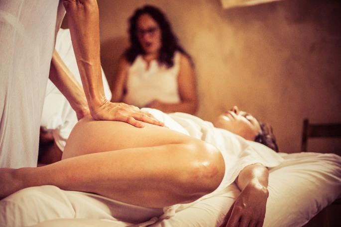 masaje californiano